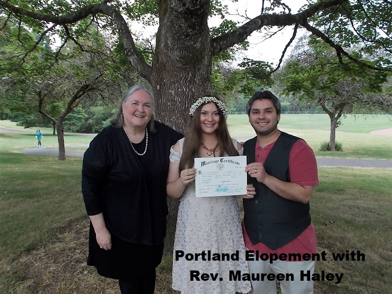 oregon marriage license | get married in oregon
